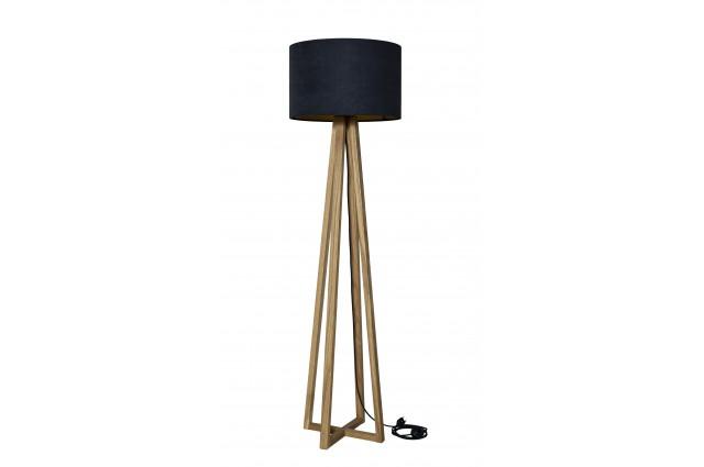 Lampa podłogowa Woodeiv